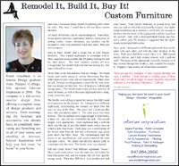Originally published in Suburban Woman Northwest Suburbs